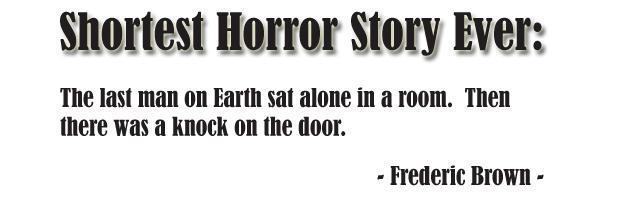Shortest-Horror-Story-Ever