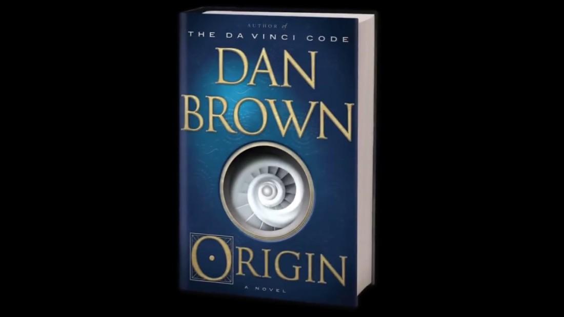 غلاف رواية الأصل لدان براون