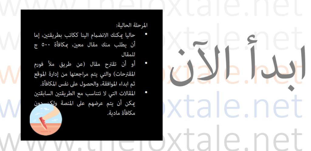 معلومات عن منصة فوكس تيل - محمد جمال