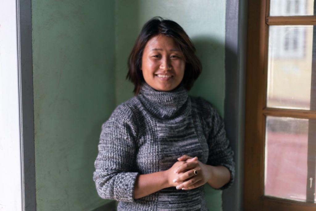امرأة من تشين. ملكية الصورة: كريس مارمو |Paper Giant