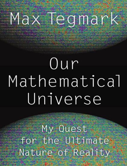غلاف كتاب كوننا الرياضي - ماكس تيغمارك