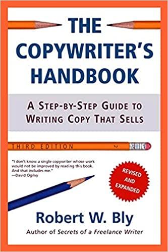 غلاف كتاب دليل كاتب الإعلانات: دليل خطوة بخطوة لكتابة إعلانات تبيع. - روبرت بلي